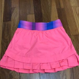 Ivivva by Lululemon skirt